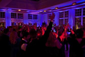 Wedding Entertainment, Guests Dancing, Wedding DJ